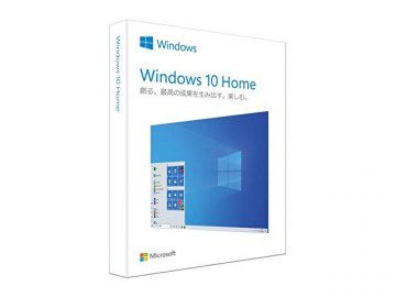 Windows 10 Home P2 (HAJ-00065) 01 PCパーツ ソフト OS(Microsoft) Windowsシリーズ