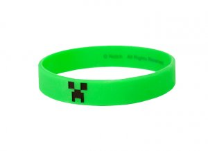 Minecraft Creeper Bracelet (L-Size)