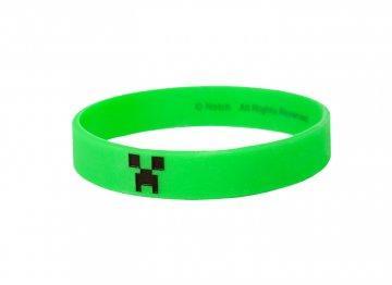 Minecraft Creeper Bracelet (L) 01 ゲーム その他・趣味 ゲーム関連グッズ ACCESSORIES