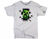 Minecraft Creeper Inside T-Shirt SV (S)