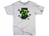 Minecraft Creeper Inside T-Shirt SV (M)