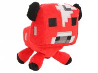 Minecraft Baby Mooshroom 7inch Plush