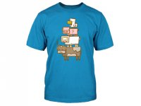 Minecraft Animal Totem Youth Tee (XS)