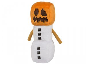 Minecraft 11.5 Snow Golem Plush