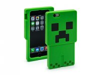 Minecraft Creeper Character Case iPhone5
