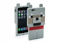 Minecraft Wolf Character Case iPhone5/5s