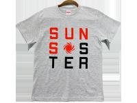 SunSister Tシャツ Mサイズ グレー