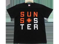 SunSister Tシャツ Mサイズ ブラック