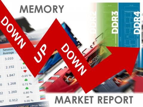 「DRAM相場反転、ただしそれ以上の円高で結果は?」PCメモリー価格動向ピックアップレポート - 2015年8月4週目版