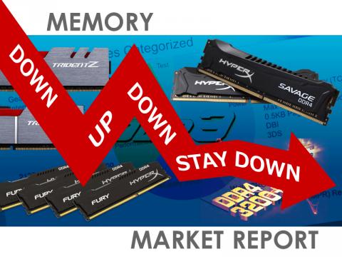 「円安を受け値上げアイテム増加、モジュール価格自体は下げだがいずれも微幅推移」PCメモリー価格動向ピックアップレポート - 2015年11月3週目版