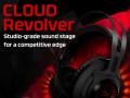 Kingston製ヘッドセット「HyperX Cloud」シリーズ新モデルの予約受付を開始。4月8日からキャンペーンも実施中。