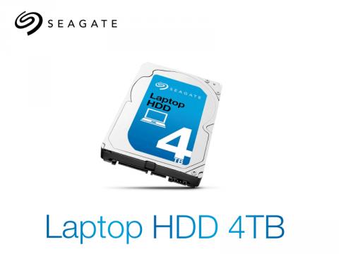 2.5インチHDD過去最大4TBの「ST4000LM016」がSeagateから、ただし15mm厚
