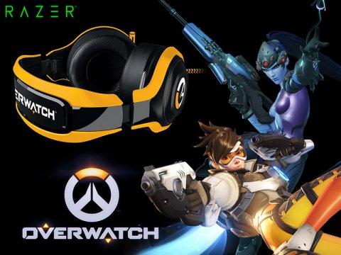 Razer x Overwatch コラボ製品の販売を開始