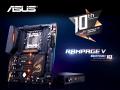 ASUS ROG10周年記念マザーボード「ROG RAMPAGE V EDITION 10」
