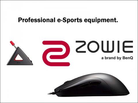 Zowieが人気マウスなどを新製品として販売を開始。