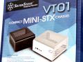 初のMini-STXケース単品SilverStone Vitalシリーズ「VT-01」