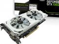 黒よりチョイ速、GALAXから白いGTX1060「GeForce GTX 1060 EXOC WHITE」