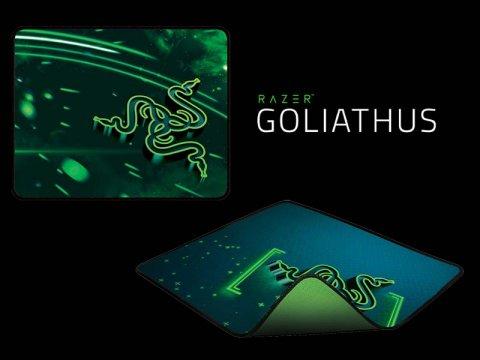Razerの布製マウスパッド「Goliathus」シリーズがリニューアル