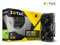 ZotacからコンパクトでパワフルなGTX1080搭載カード「GeForce GTX 1080 Mini」