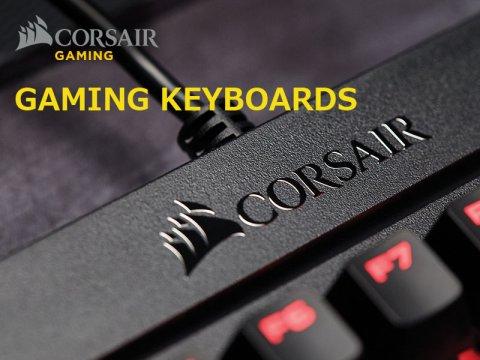 人気のCorsair製メカニカルゲーミングキーボードに新モデル2機種が追加