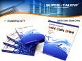 車載ユニット向け、3D MLC NAND採用で耐衝撃性に優れた2.5インチSATA SSD「SuperTalent DuraDrive AT7」シリーズ