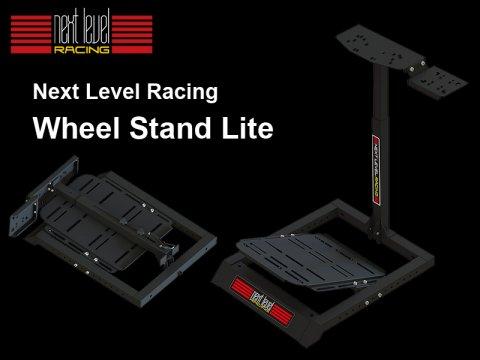 お手頃価格のステアリングコントローラ用スタンドがNext Level Racingから発売