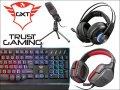 TRUST GAMING からキーボードなどゲーム関連デバイス4機種が発売