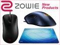 ZOWIEの大人気ゲーミングマウス&マウスパッドに新モデルが登場