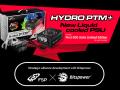 水冷使用時で最大1400W、空水冷ハイブリット仕様の80PLUS Platinum認証1200W ATX電源「Hydro PTM+ Limited Edition」がFSPから