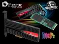 東芝64層3D TLC NAND採用で大幅性能アップ、PlextorハイスペックNVMe SSD「Plextor M9Pe」シリーズ販売開始