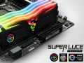 ASUS MSI GIGABYTEマザーと連動可能なGeILのケーブルレスRGBメモリー「DDR4 SUPER LUCE RGB SYNC」シリーズがアキバに登場