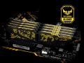 TEAMのOCメモリーブランドT-FORCEからASUS TUFコラボモデル「VULCAN TUF Gaming Alliance DDR4」シリーズ販売開始