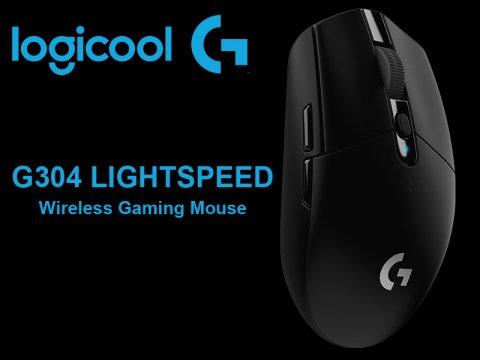 単3形乾電池わずか1本で長時間稼動「Logicool G304」ゲーミングマウスが発売