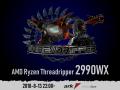 アーク、AMD 第2世代Ryzen Threadripper 2990WX 8月13日(月)22:00よりオンラインストアにて販売開始