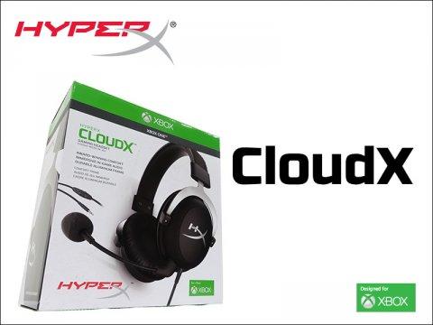 KingstonのXboxゲーマー向けヘッドセット「HyperX CloudX」がリニューアル