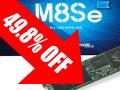 いきなり約半額、東芝製TLC NAND採用Plextor NVMe M.2 SSD「M8SeGN」が超特価にて販売中