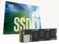 3D QLC NAND採用、インテルから低価格なPCIe接続M.2 2280 NVMe SSD 「intel SSD 660p」シリーズ