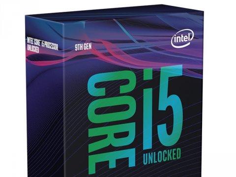 インテル第9世代コアプロセッサー販売解禁も「Core i5-9600K RetailBox」1モデルから