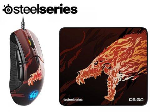 SteelSeriesから CS:GOコラボの新モデル「CS:GO Howl Edition」が発売