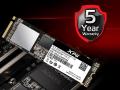リード最大3500MB/s、3D TLC NAND採用ハイスペックNVMe M.2 SSD「XPG SX8200 Pro」シリーズがADATAから