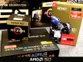 AMD50周年記念限定モデル「AMD Ryzen 7 2700X Gold Edition (50th Anniversary)BOX」などが異例のGW期間中に販売開始