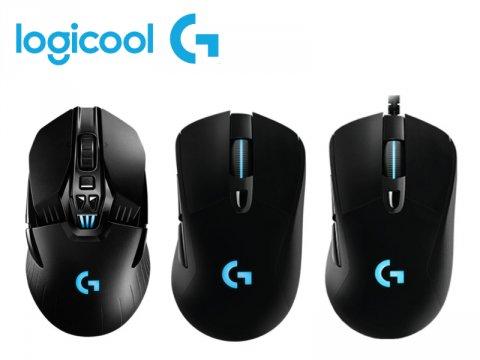ロジクールの人気ゲーミングマウスが性能アップ!! 「G903h」「G703h」「G403h」絶賛好評発売中!