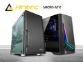 アーク、Antec製ミニタワーケース採用し第3世代 AMD Ryzen 5 3600 を搭載したゲーミングパソコン 2モデル発売