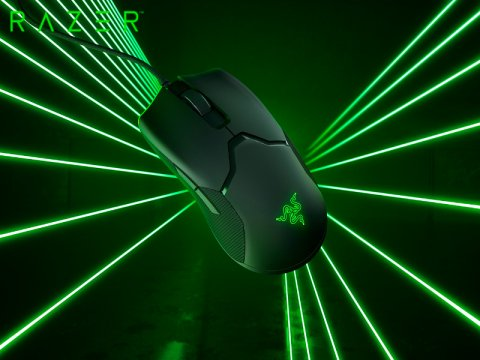 Razerから軽量デザインゲーミングマウス「Razer Viper」が発売