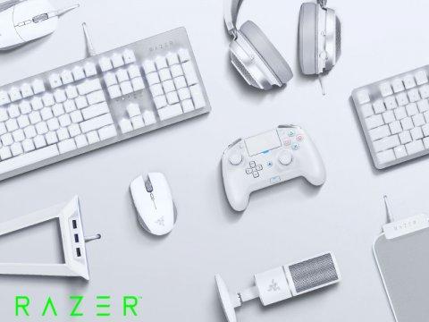 フレッシュスタイル!Razer Mercury コレクションが一斉発売。ゲーミングヘッドセット「Razer Kraken X」も同時発売