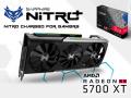 SAPPHIREからトリプルファン搭載OC仕様のRX5700 XTグラフィックカード「NITRO+ RX 5700 XT 8G GDDR6」が登場