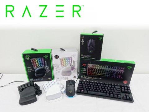 ハイエンドモデルが続々登場! 2019年10月発売Razer製ゲーミングデバイス