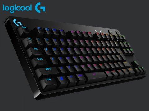 カスタマイス可能! ロジクールからスイッチ交換可能なゲーミングキーボード「Logicool G PRO X Gaming Keyboard」が発売