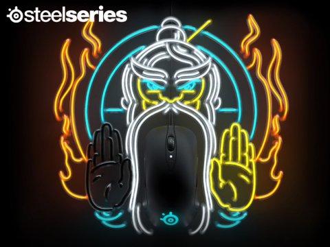 復刻+進化! 左右対称形状ゲーミングマウス「SteelSeries Sensei Ten」が発売