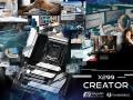 Cascade Lake-Xでクリエイト、ASRockのX299チップセット搭載クリエイター向けATXマザーボード「X299 Creator」
